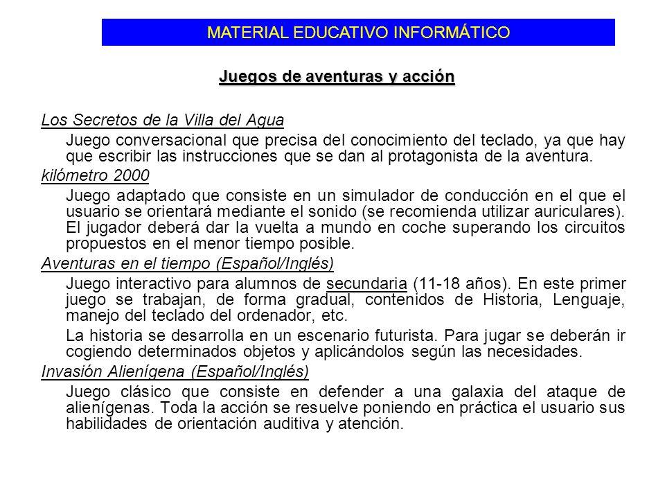 MATERIAL EDUCATIVO INFORMÁTICO
