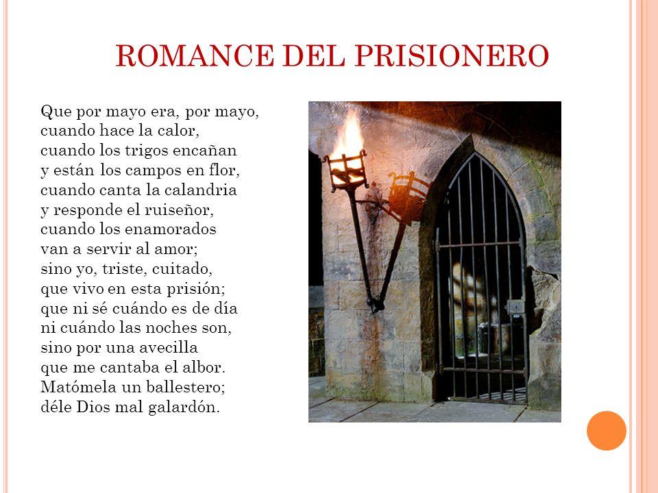 ROMANCE DEL PRISIONERO
