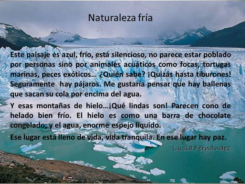 Naturaleza fría