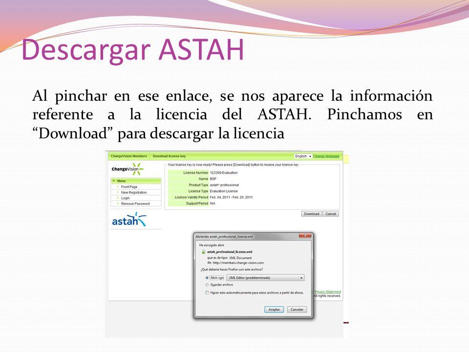 Descargar ASTAH
