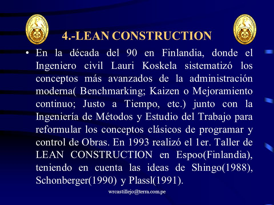4.-LEAN CONSTRUCTION