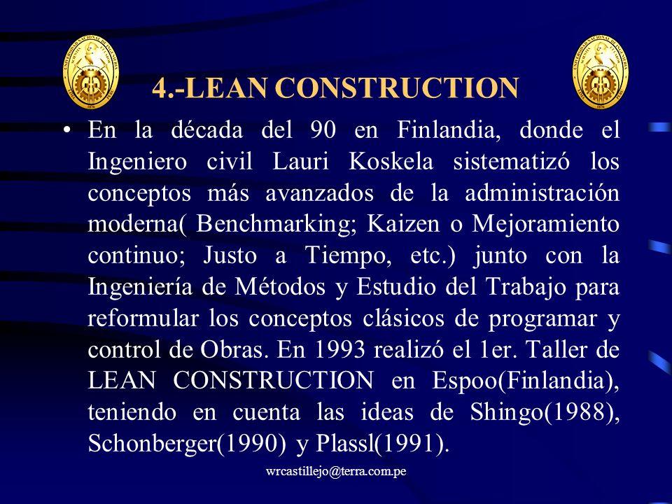 4.-LEAN CONSTRUCTION