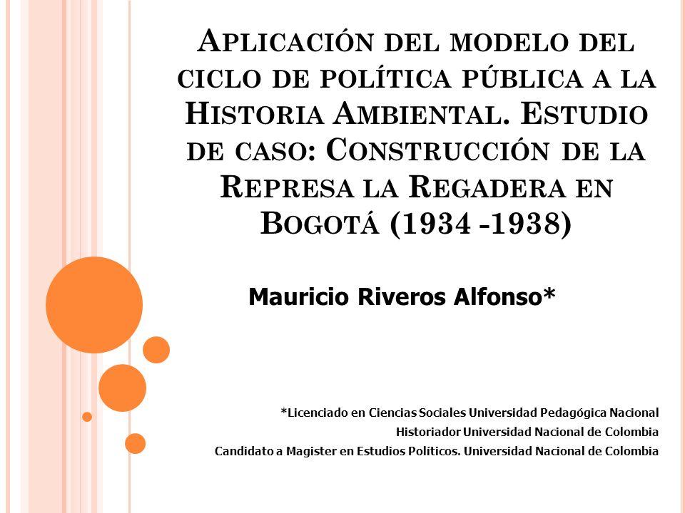 Mauricio Riveros Alfonso*