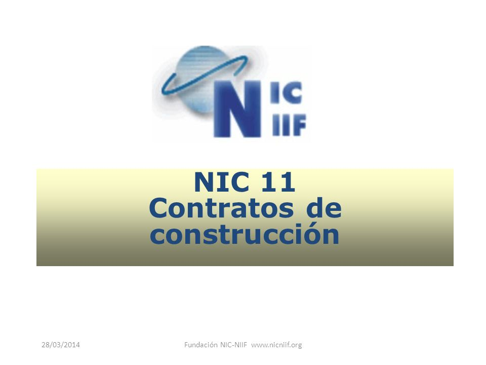 Fundación NIC-NIIF www.nicniif.org