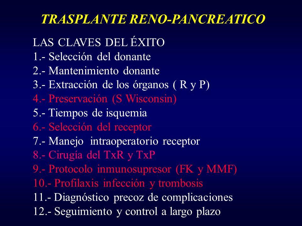 TRASPLANTE RENO-PANCREATICO