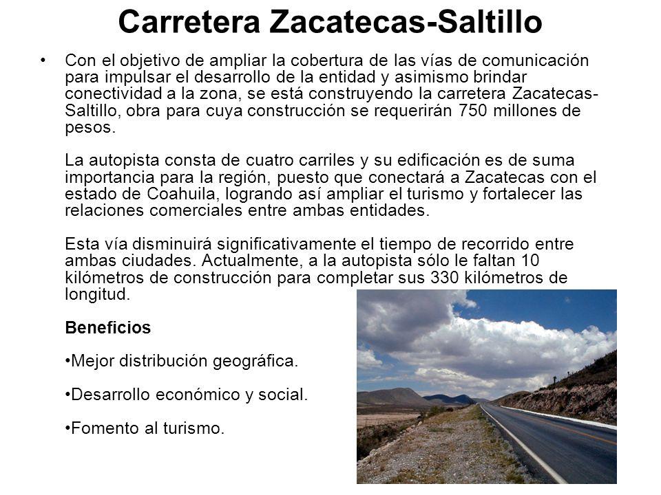 Carretera Zacatecas-Saltillo