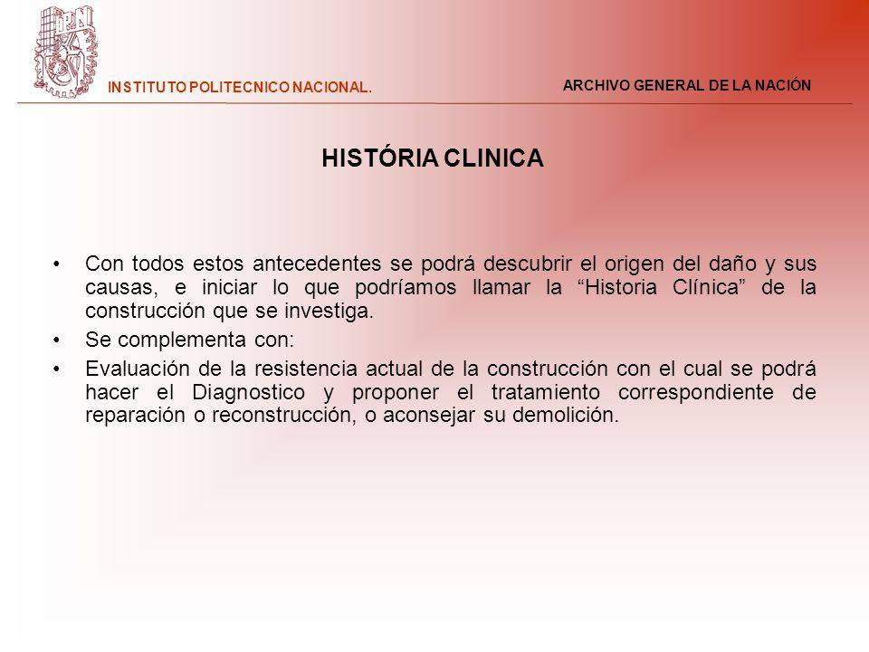 HISTÓRIA CLINICA