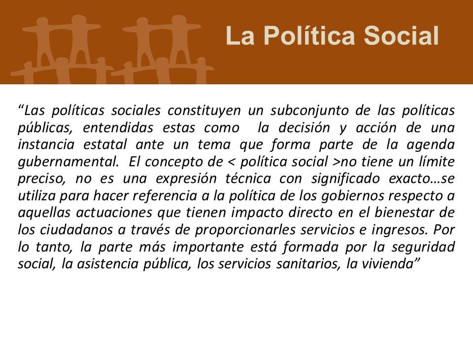 La Política Social