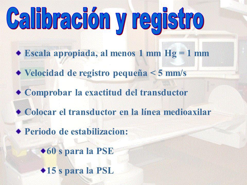 Calibración y registro
