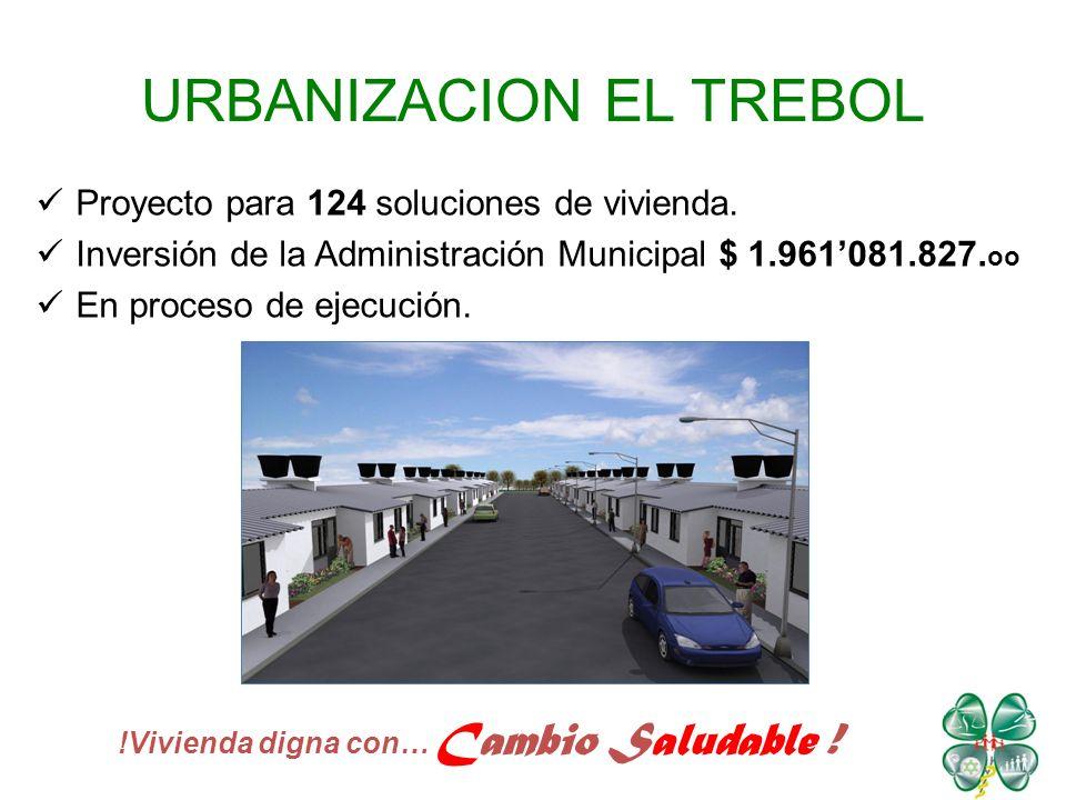 URBANIZACION EL TREBOL