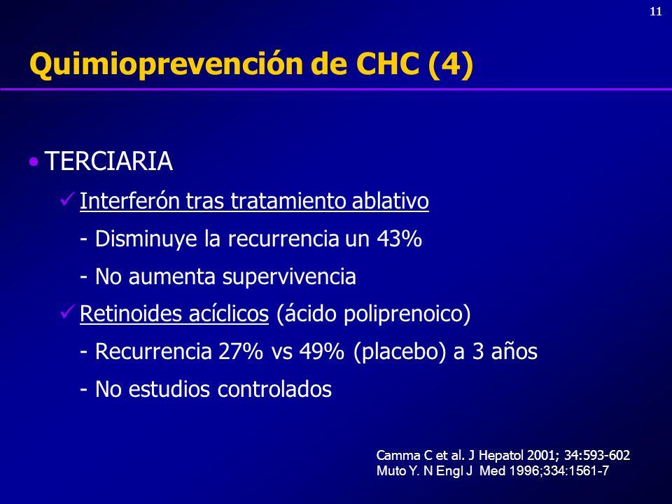 Quimioprevención de CHC (4)