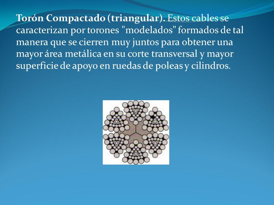Torón Compactado (triangular)