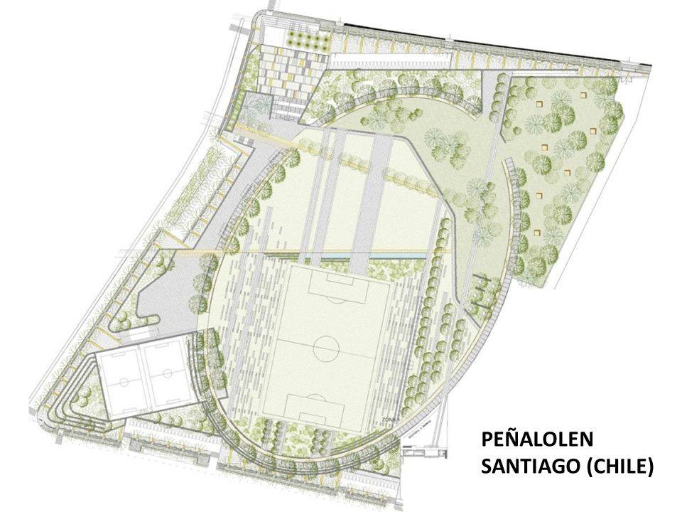 ESCHER PEÑALOLEN SANTIAGO (CHILE)