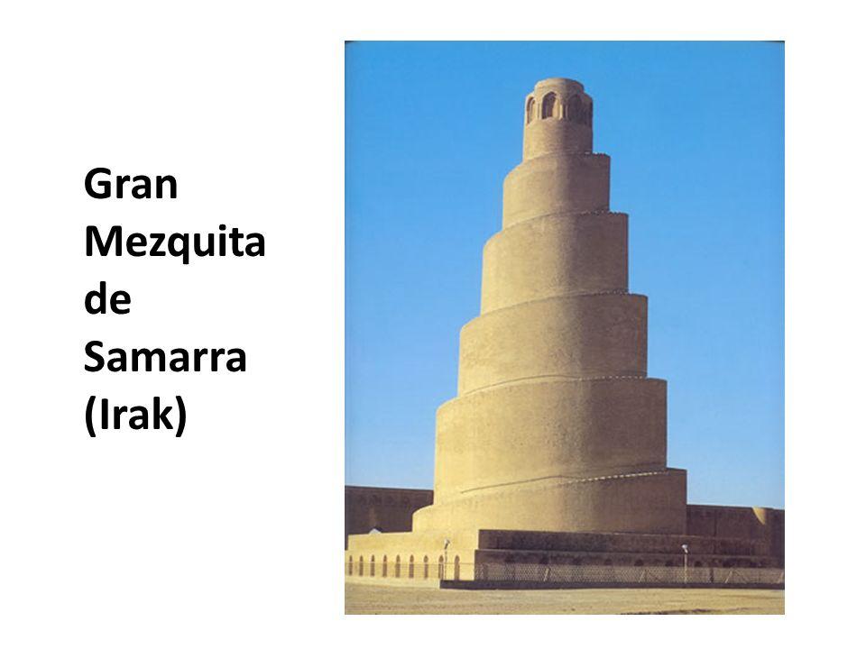Gran Mezquita de Samarra (Irak)