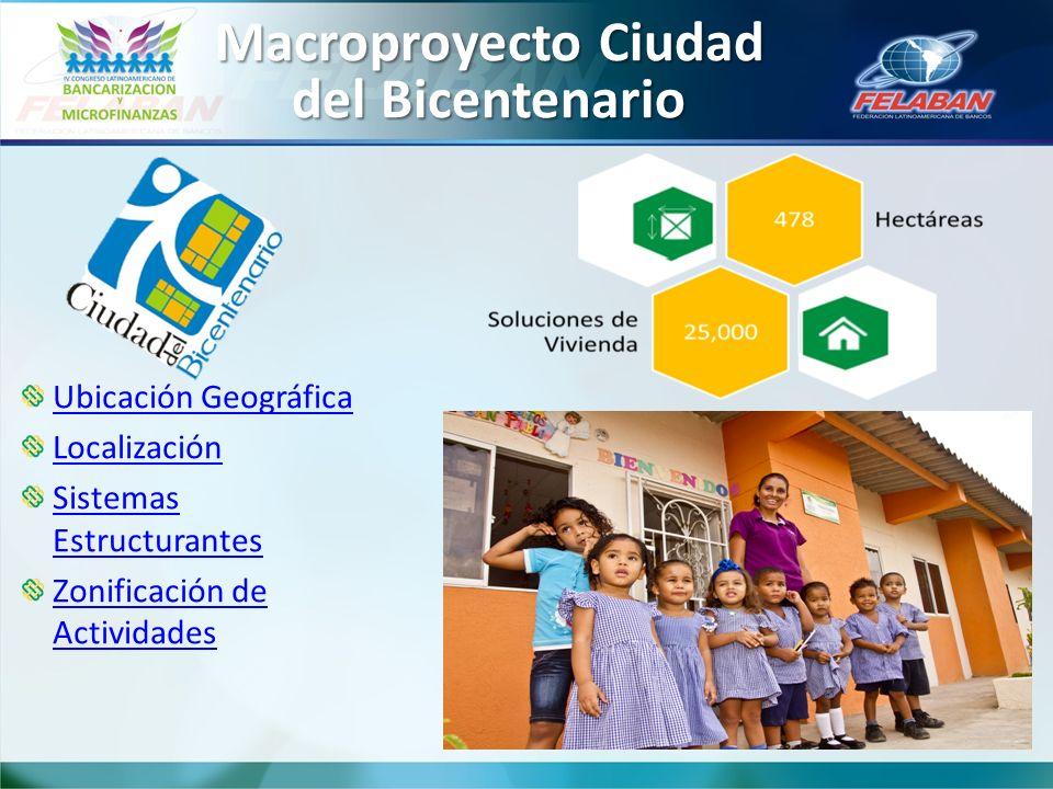 Macroproyecto Ciudad del Bicentenario