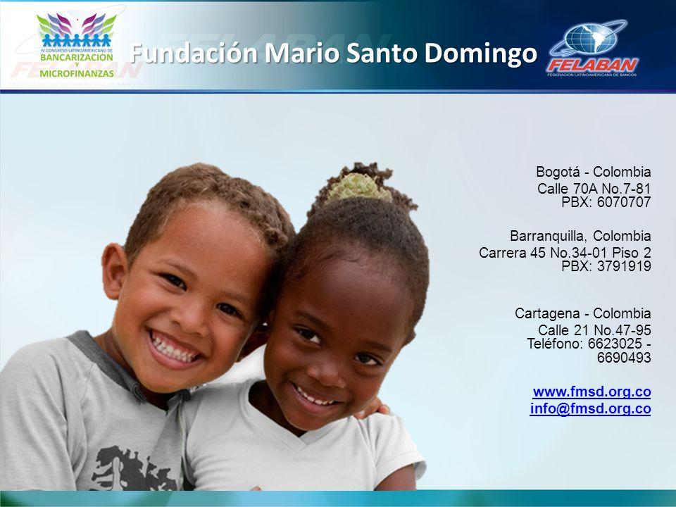 Fundación Mario Santo Domingo