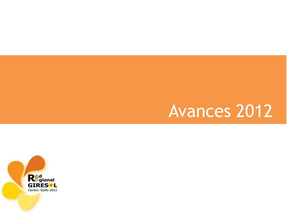 Avances 2012