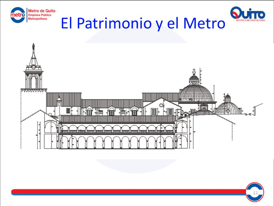 El Patrimonio y el Metro