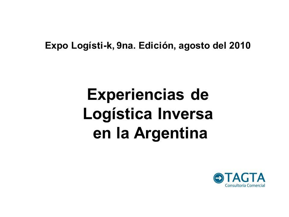 Experiencias de Logística Inversa en la Argentina