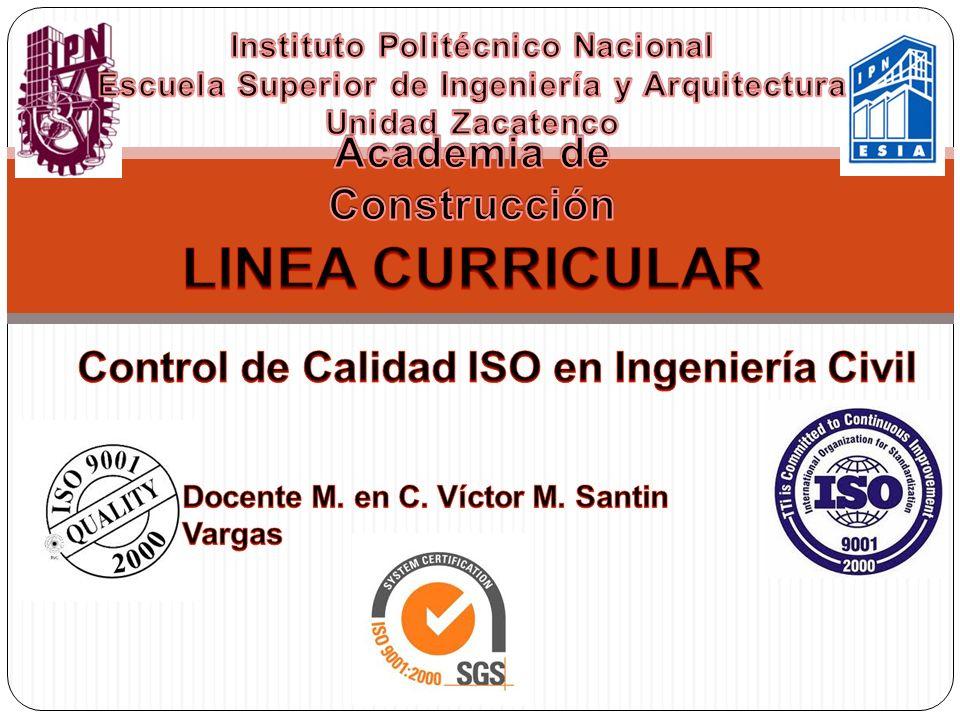 LINEA CURRICULAR Academia de Construcción