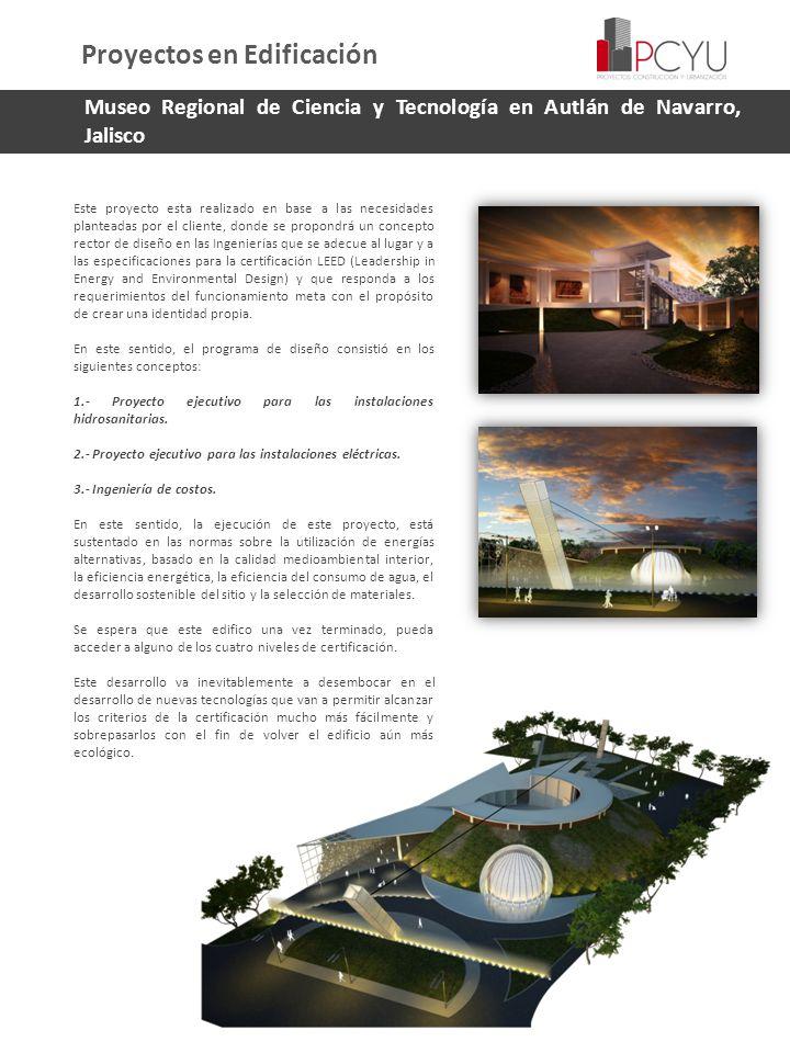 Museo Regional de Ciencia y Tecnología en Autlán de Navarro, Jalisco