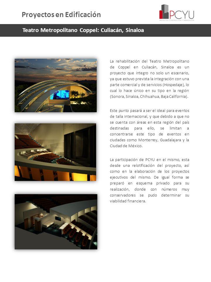 Teatro Metropolitano Coppel: Culiacán, Sinaloa