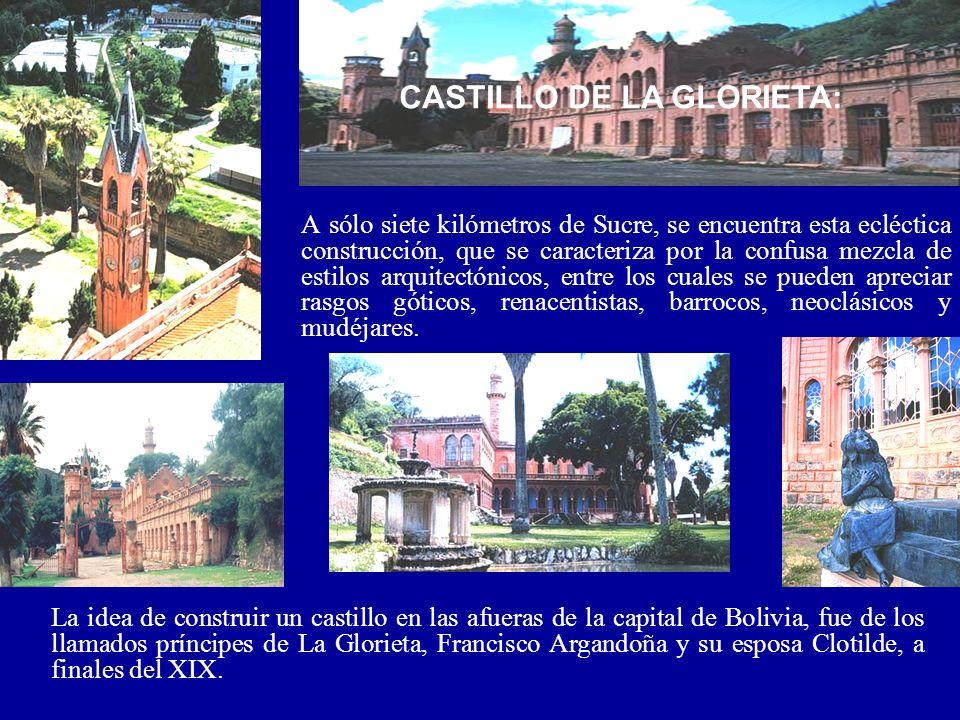 CASTILLO DE LA GLORIETA:
