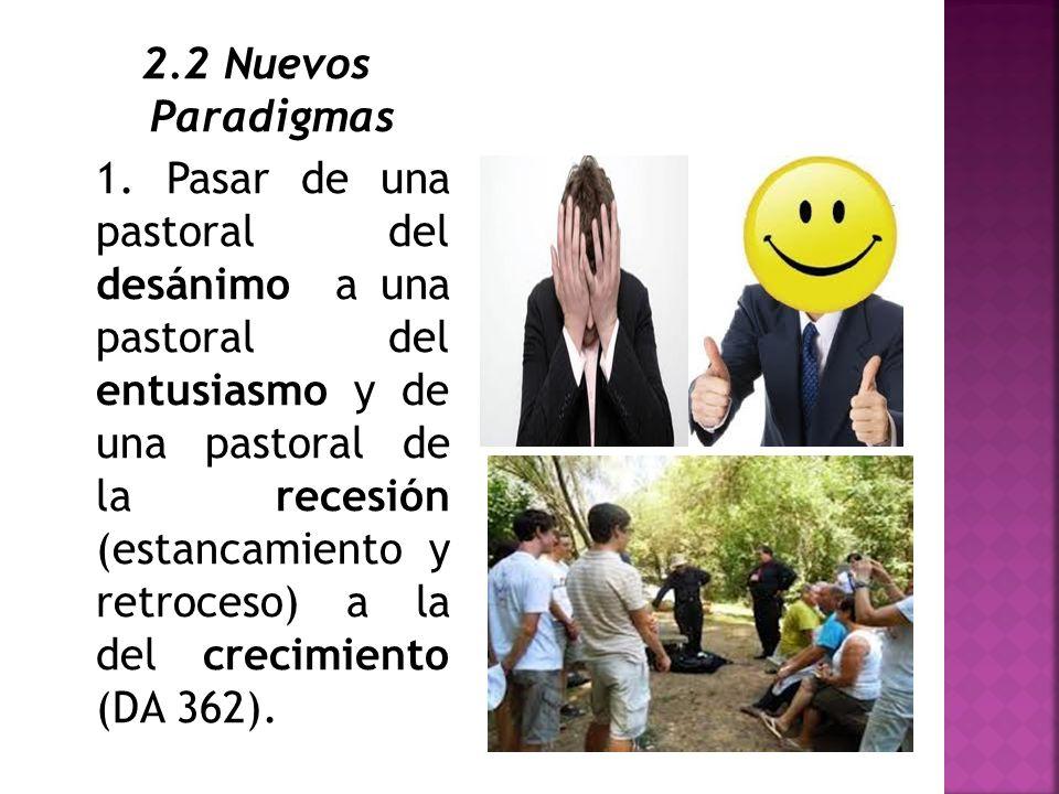 2.2 Nuevos Paradigmas