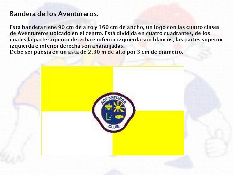 Bandera de los Aventureros: