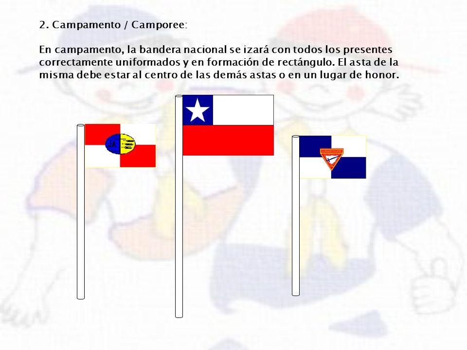 2. Campamento / Camporee: