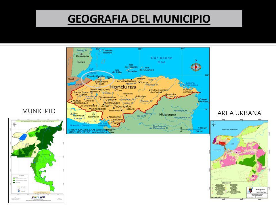 GEOGRAFIA DEL MUNICIPIO
