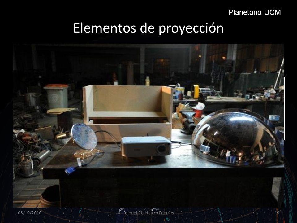 Elementos de proyección