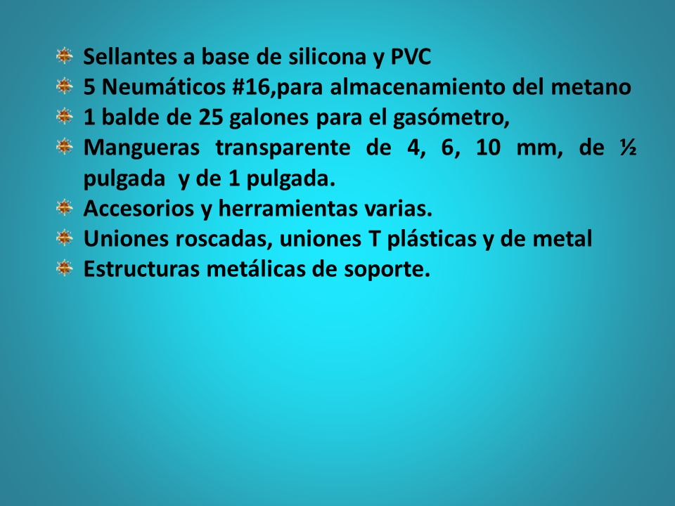 Sellantes a base de silicona y PVC