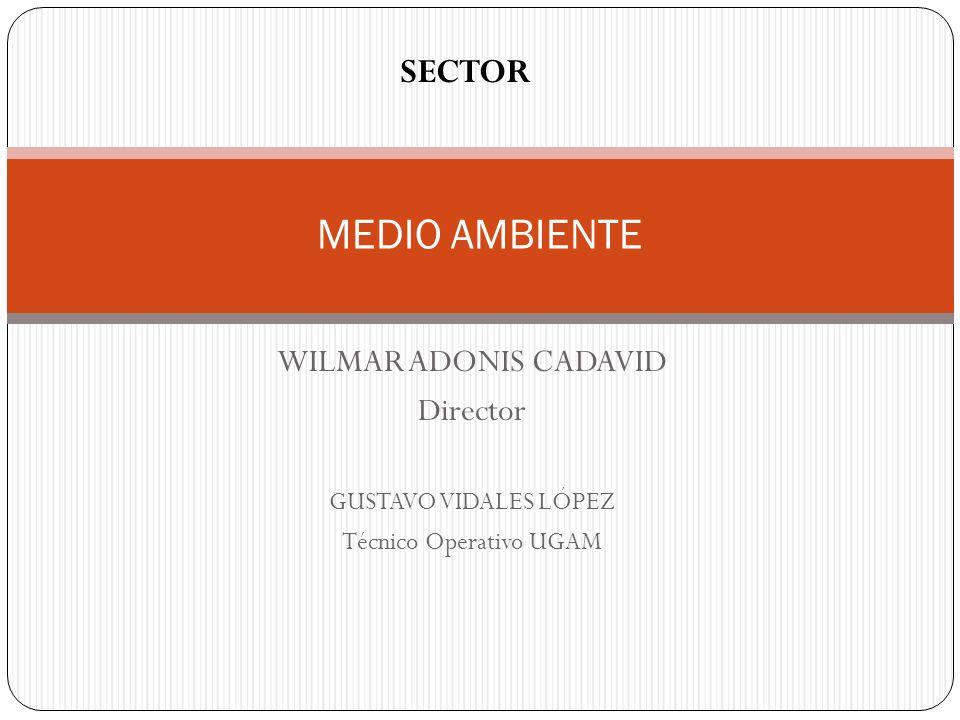 Técnico Operativo UGAM