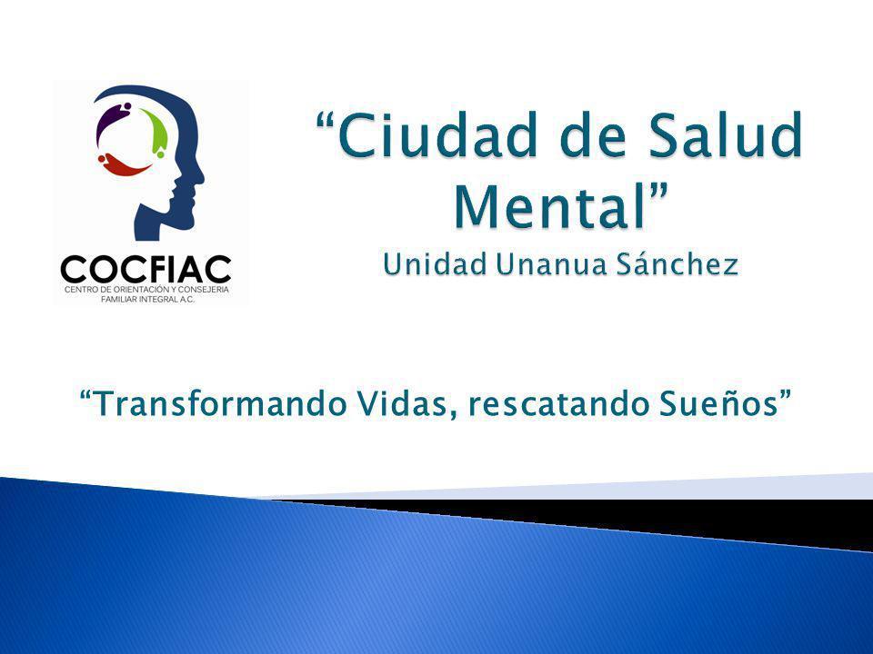 Ciudad de Salud Mental Unidad Unanua Sánchez