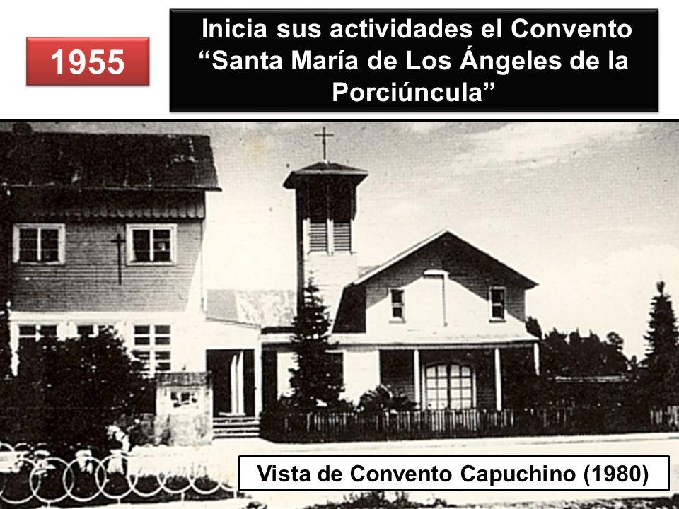 Vista de Convento Capuchino (1980)