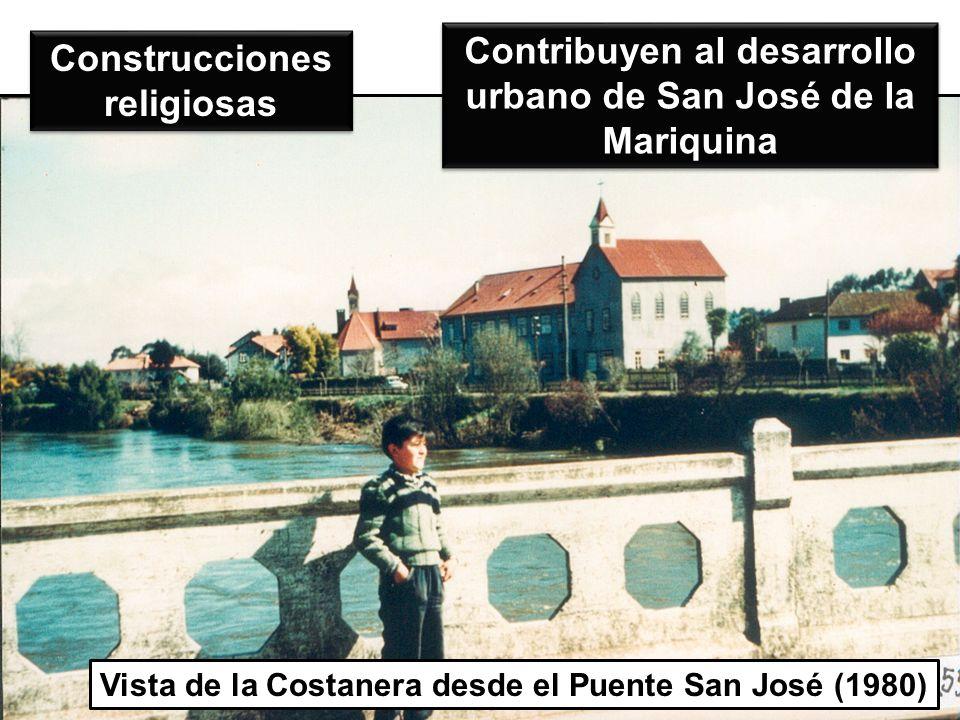Contribuyen al desarrollo urbano de San José de la Mariquina