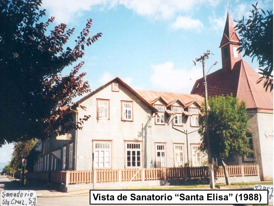 1 Vista de Sanatorio Santa Elisa (1988)