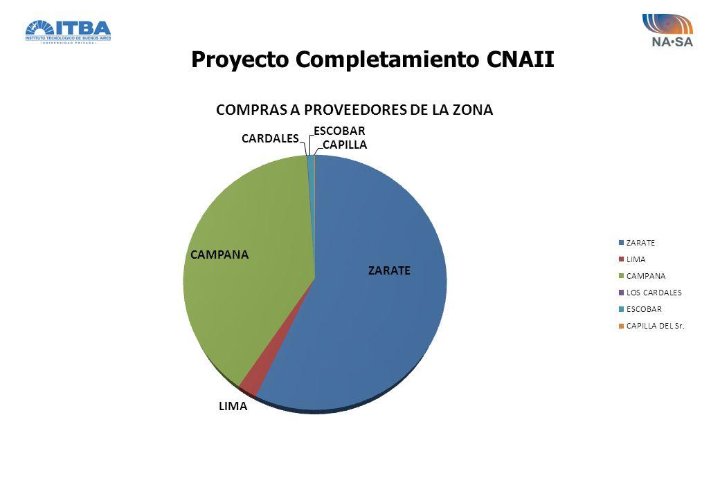 Proyecto Completamiento CNAII