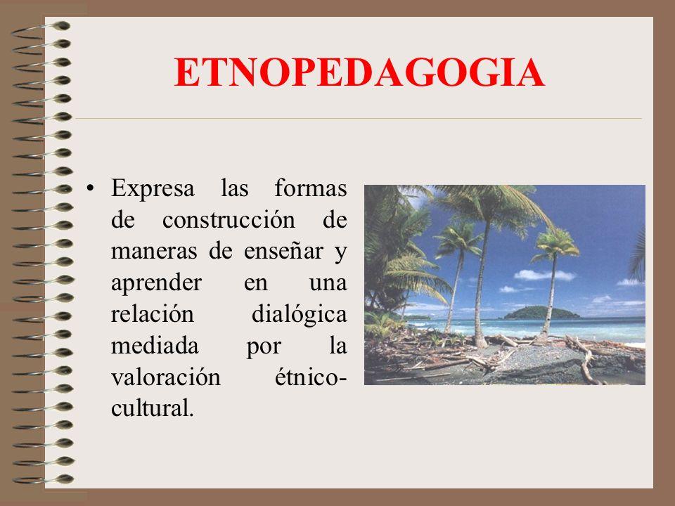 ETNOPEDAGOGIA