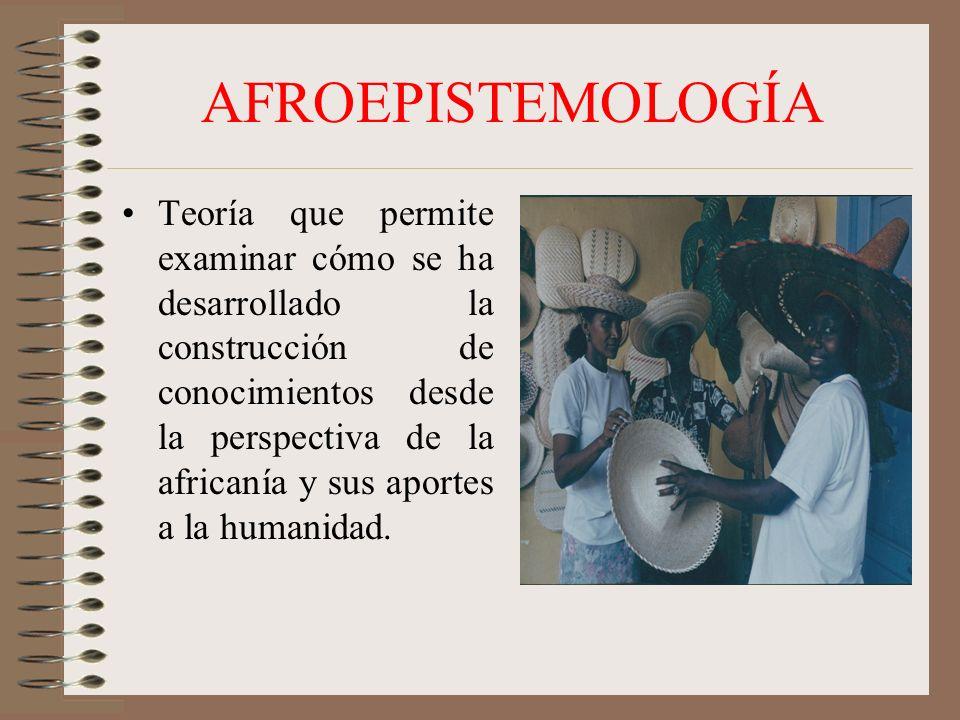 AFROEPISTEMOLOGÍA