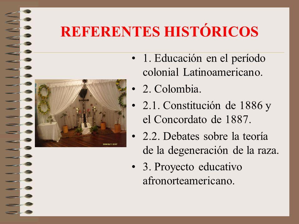 REFERENTES HISTÓRICOS