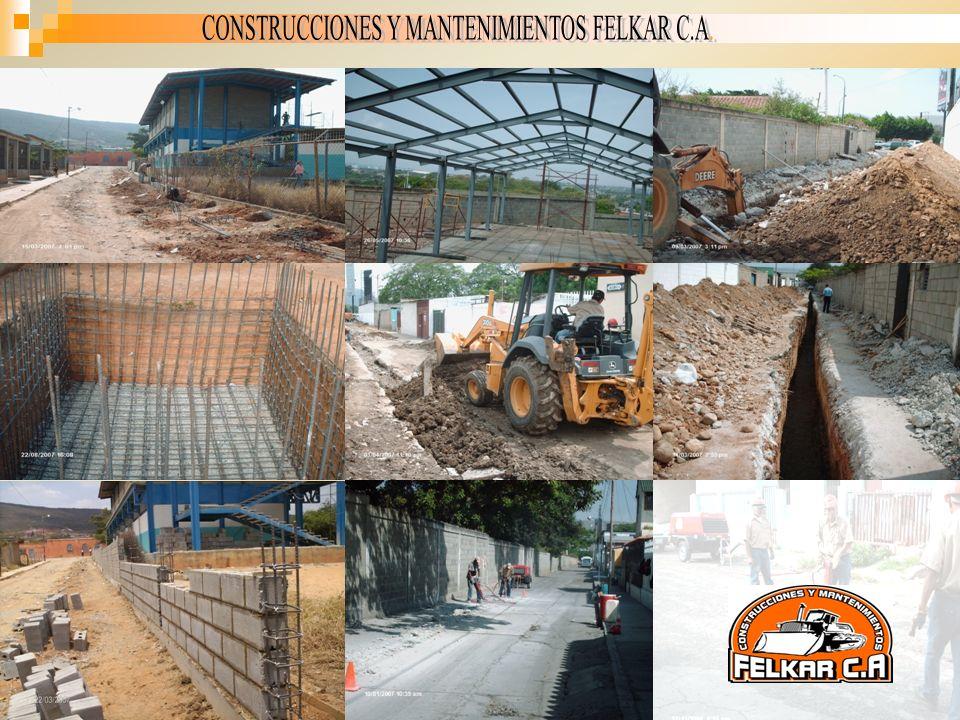 CONSTRUCCIONES Y MANTENIMIENTOS FELKAR C.A.