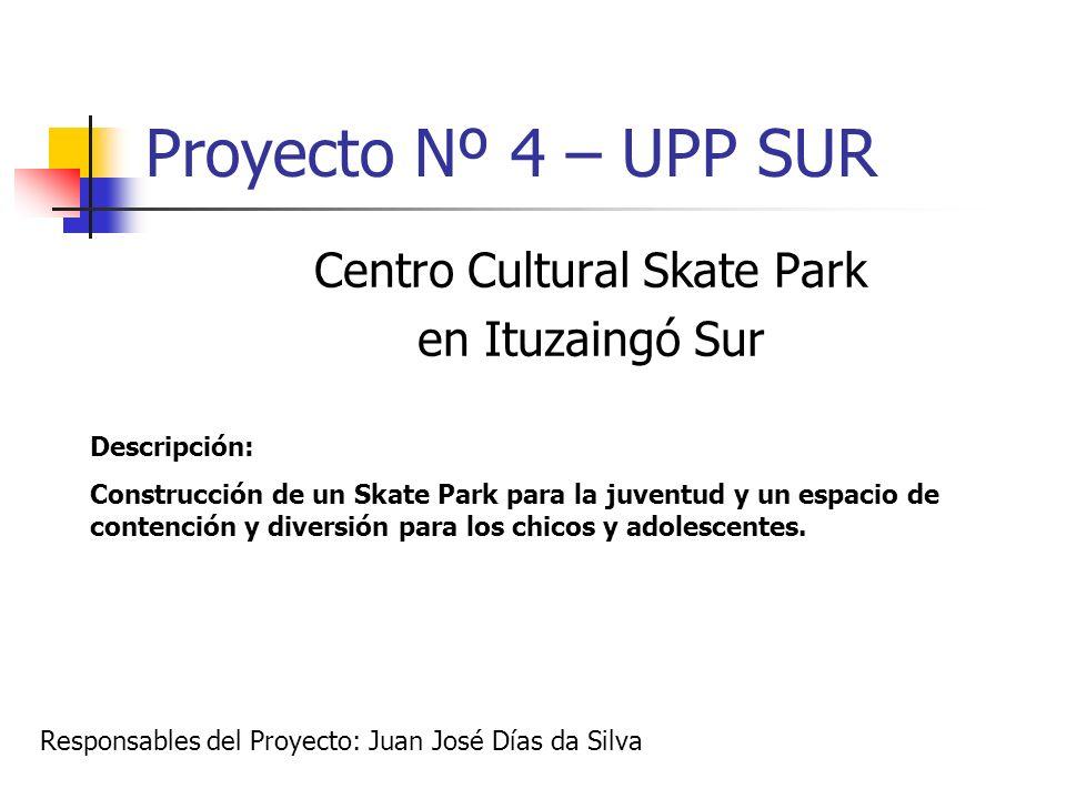 Centro Cultural Skate Park