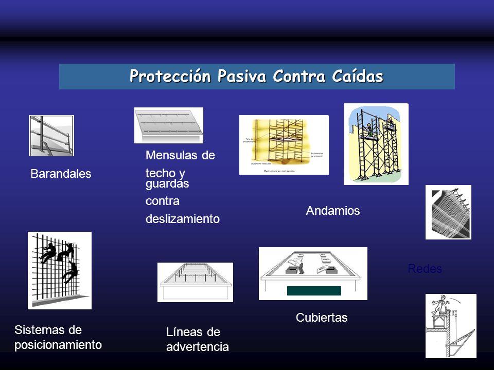 Protección Pasiva Contra Caídas