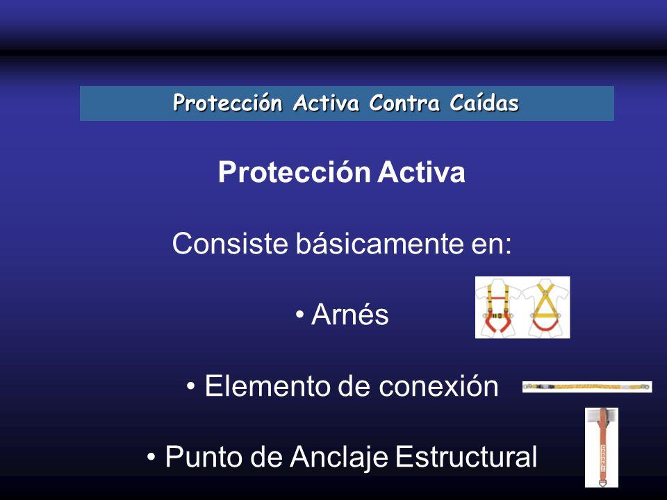 Protección Activa Contra Caídas