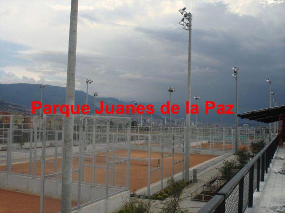 Parque Juanes de la Paz