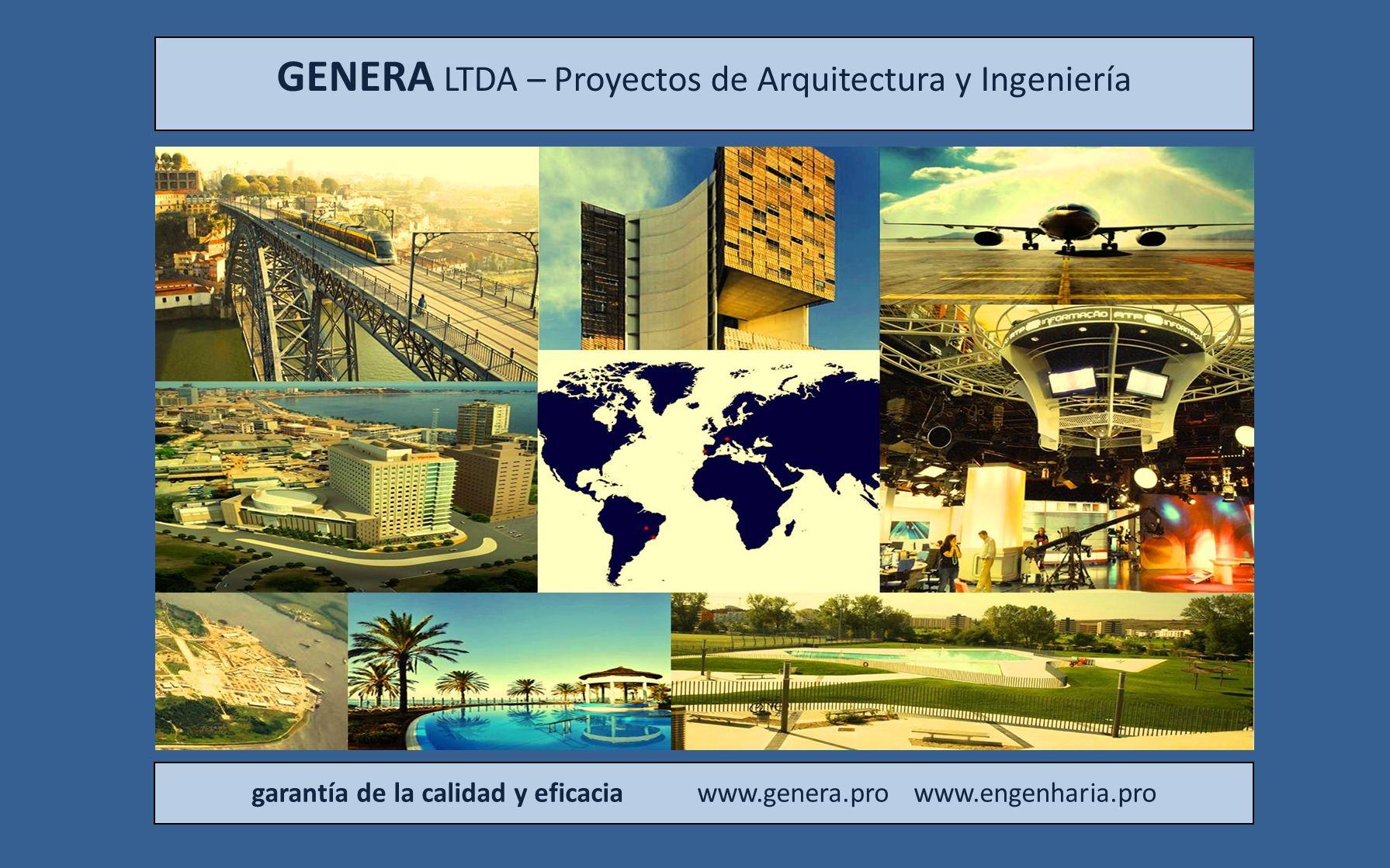 GENERA LTDA – Proyectos de Arquitectura y Ingeniería