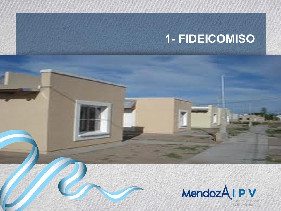 1- FIDEICOMISO