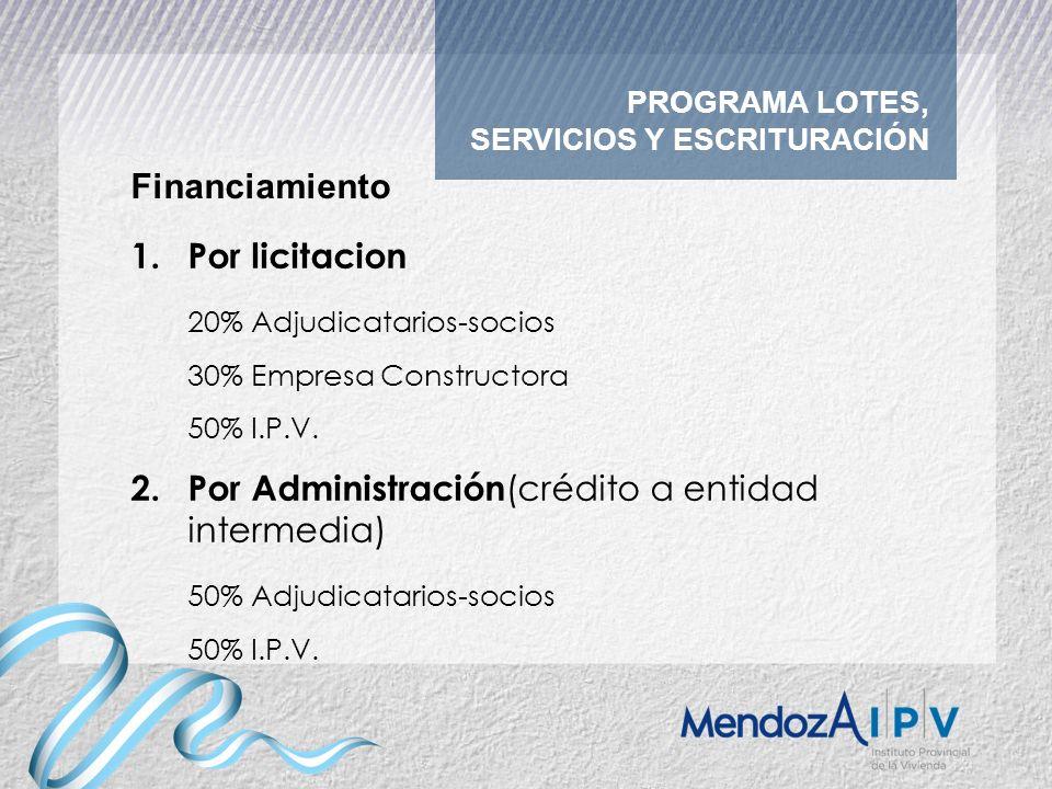 20% Adjudicatarios-socios